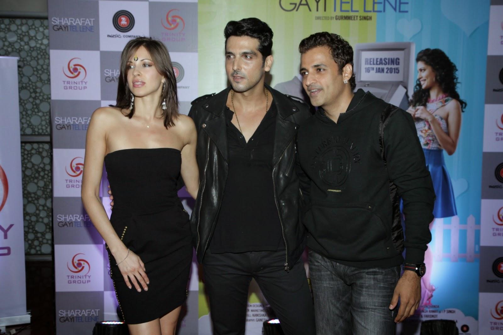 Hrithik Roshan Launch Sharafat Gayi Tel Lene Movie Trailer