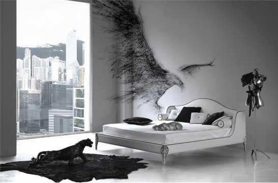 Foto dan Inspirasi Desain Kamar Tidur Rumah Minimalis Modern