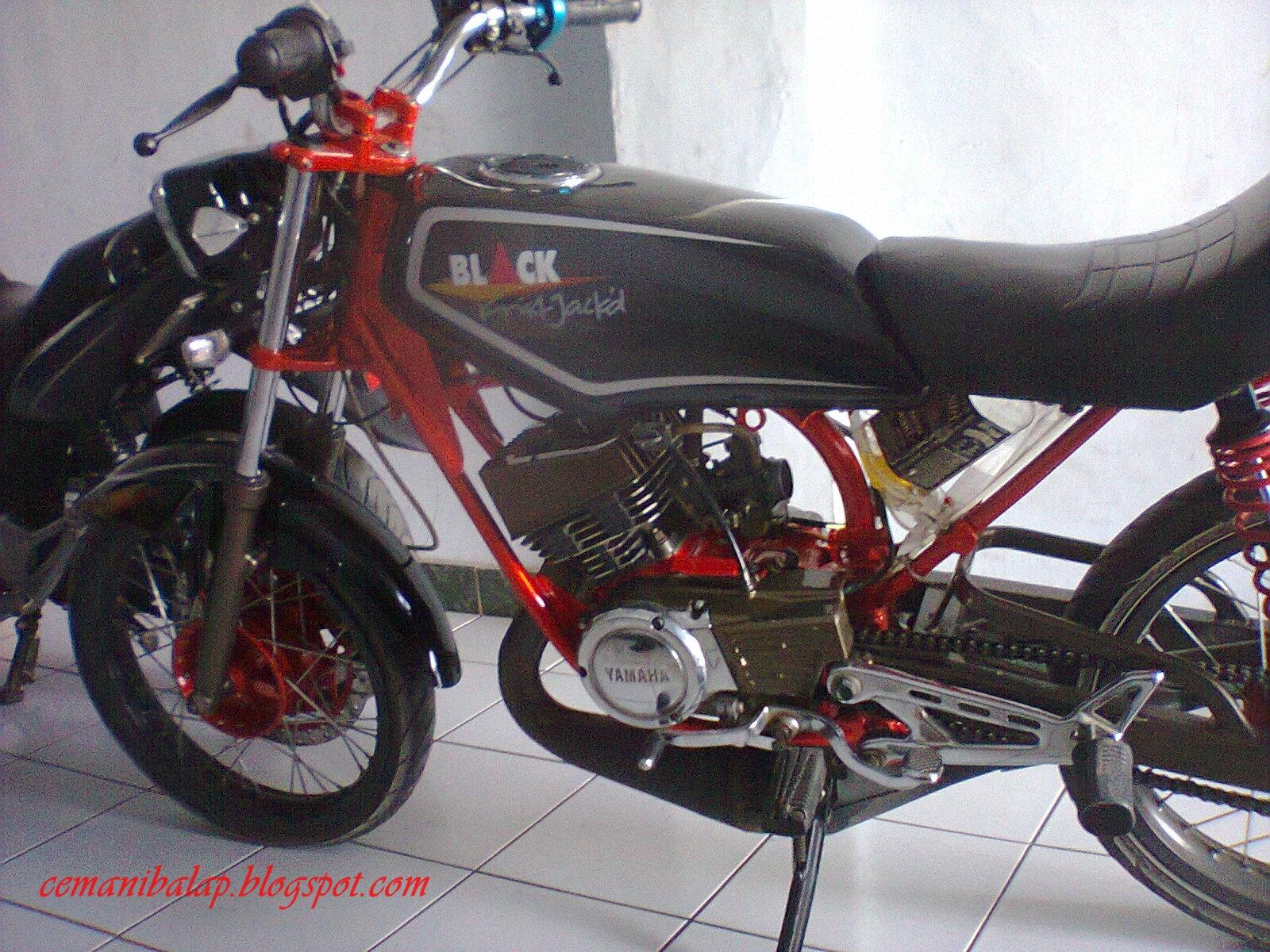 Modifikasi Yamaha Nouvo Z Thailand   Cara Modifikasi Motor Yamaha
