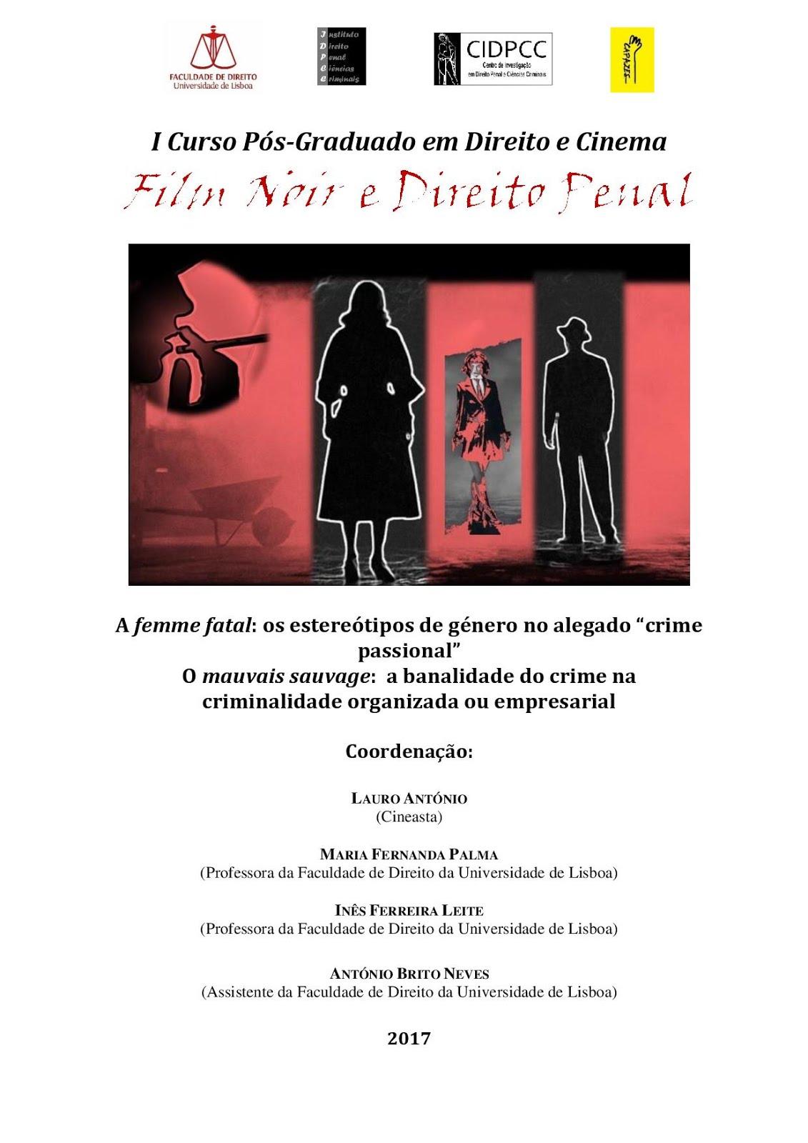 FILME NEGRO E DIREITO PENAL