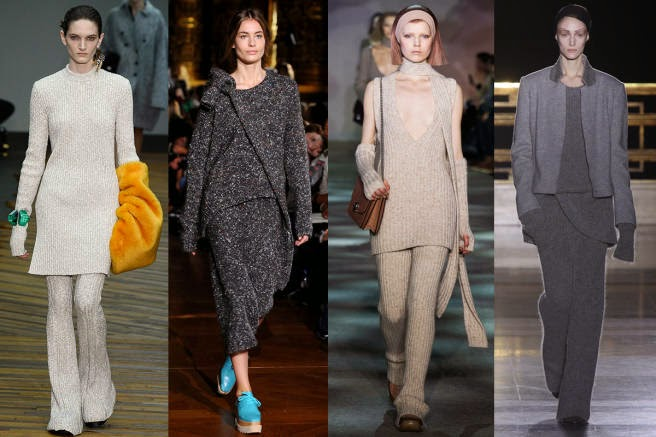 Knit Fashion trend