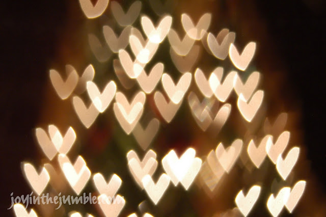 Heart Shaped Bokeh Tutorial!! So beautiful!!! You can do anything!!