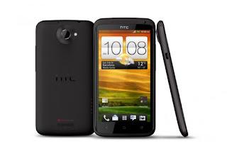 HTC One X en gris