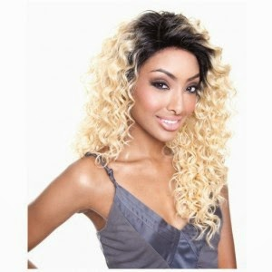 Isis Brown Sugar 100% Human Hair Mix Lace Front Wig BS209