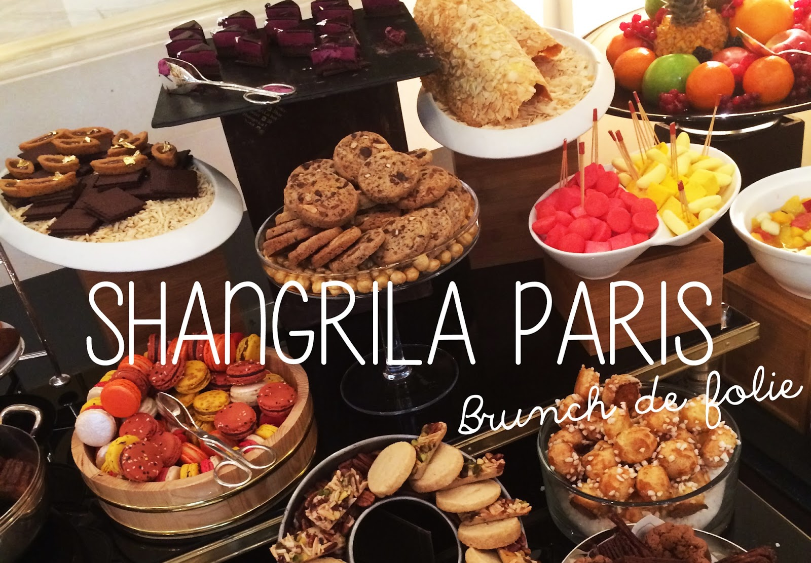Brunch Shangri-La Paris