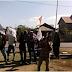 Ampera Dompu Kecawa Dengan Blokir Kantor Desa