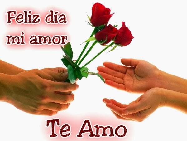 Feliz Martes mi Amor Imagenes Feliz Dia mi Amor te Amo