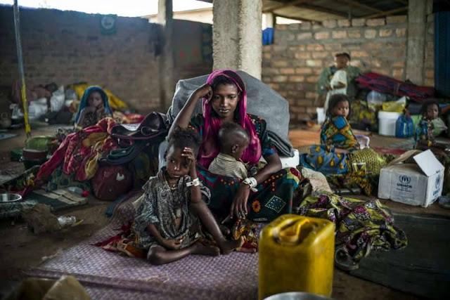 violence refugees women