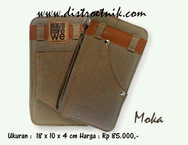 dompet jeans it just we classic series moka