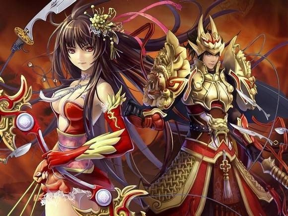CG Art Wallpaper I Chen Lin Artwork 22