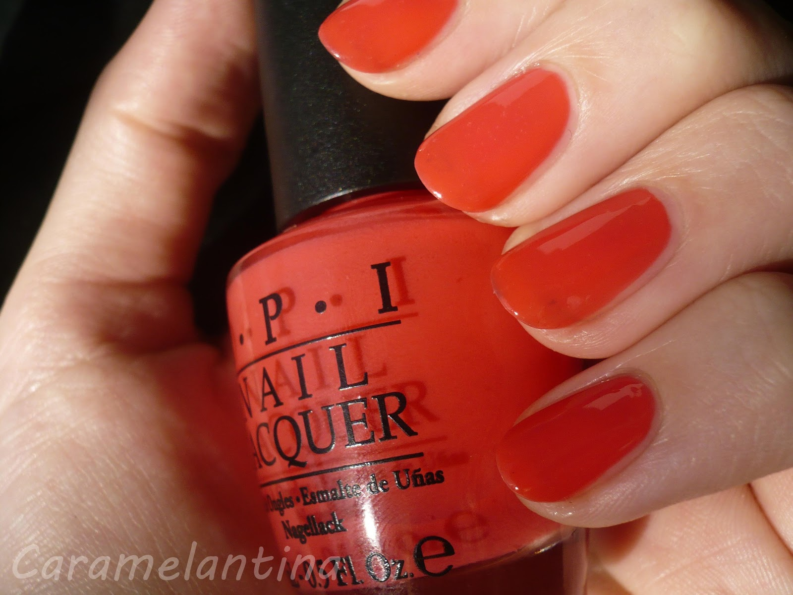 Opi Mod-ern Girl, opiniones swatch review
