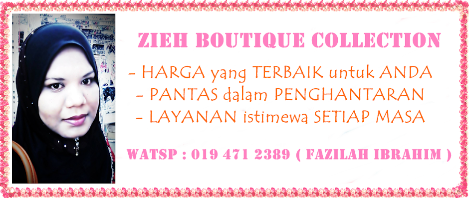 ZieH Boutique Collection