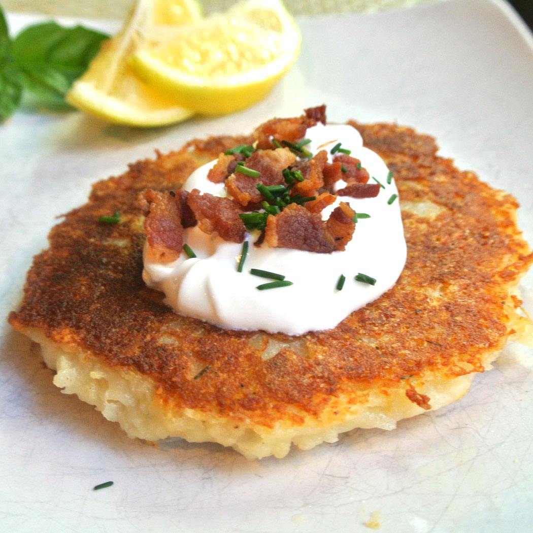 Mom, What's For Dinner?: Loaded Mashed Potato Cakes