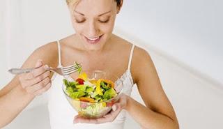 Makanan Sehat Agar Wanita Tetap Fit