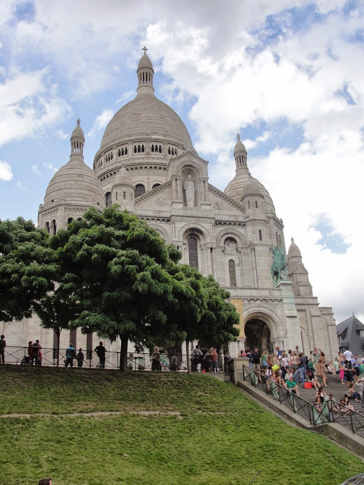 La parigi di van gogh montmartre viaggi e delizie for Parigi non turistica