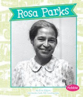 bookcover of ROSA PARKS by Erin Edison