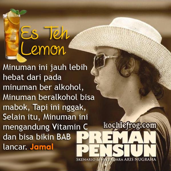 gambar kata kata preman pensiun 2 (jamal)