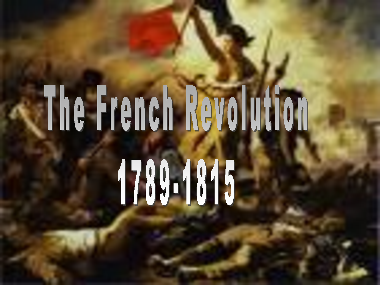 american and french revolution 2 Part ii: compare and contrast the revolutions american revolution vs haitian revolution causes: enlightenment ideals taxation/social inequality american revolution vs french revolution causes: enlightenment ideals taxation/social inequality control/economic issues outcomes: social.