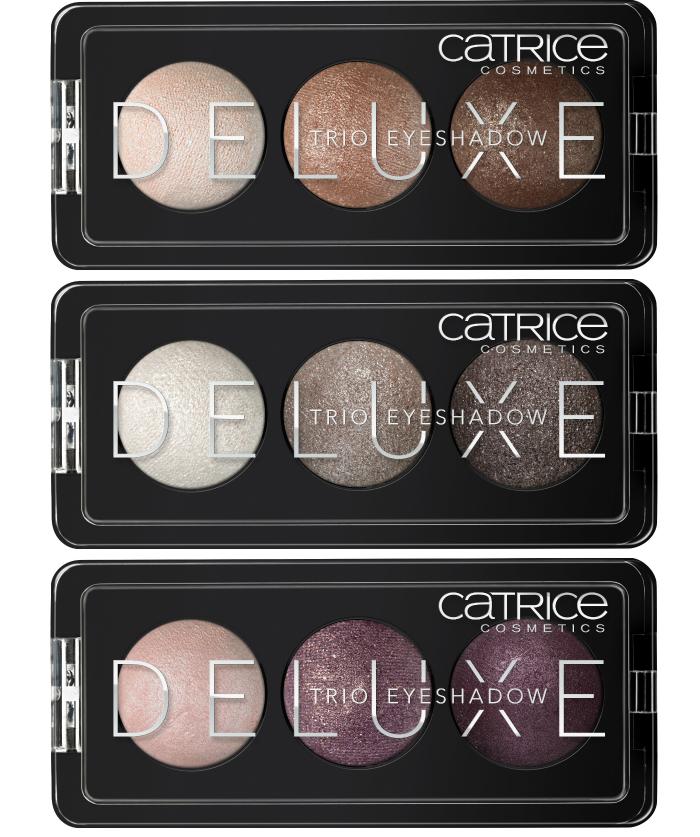 CATRICE Deluxe Trio Eyeshadow NEU Premium Trio