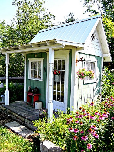 Preassembled Garden Sheds for Sale