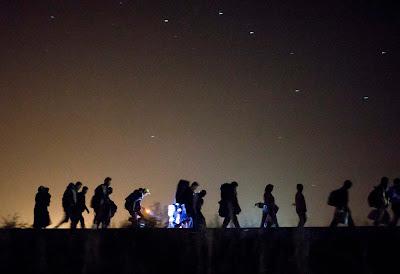 illegális bevándorlás, migráció, Magyarország, Röszke, Hegyeshalom, Nickelsdorf,