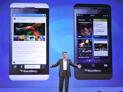 """BlackBerry supero las expectativas de la mayoría de los analistas el jueves por reportar ganancias y mantener una posición fuerte en su cuarto trimestre fiscal. Se perdió cerca de tres millones de suscriptores y se dijo que su co-fundador y ex co-presidente ejecutivo, Mike Lazaridis, se retiraba del tablero. """"Con el lanzamiento de BlackBerry 10, creo que he cumplido con mi compromiso con la Junta"""", dijo Lazaridis en un comunicado. Creo que estoy dejando la compañía en buenas manos. Sigo siendo un gran fan de BlackBerry y por supuesto de la la empresa y su gente. """" La base de"""