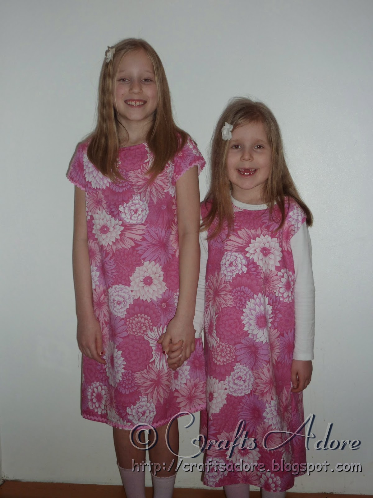 Sewing Little Girl Dresses