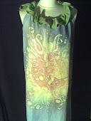 Batikolt ruha