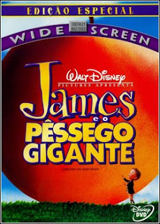 Download – James e o Pêssego Gigante – DVDRip AVI Dublado