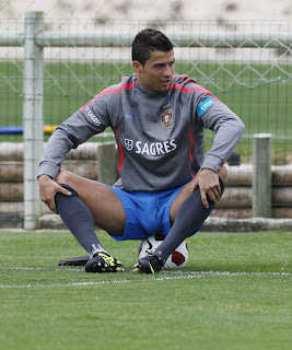 Cristiano Ronaldo Bulge