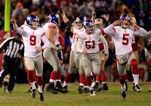 giants 49ers