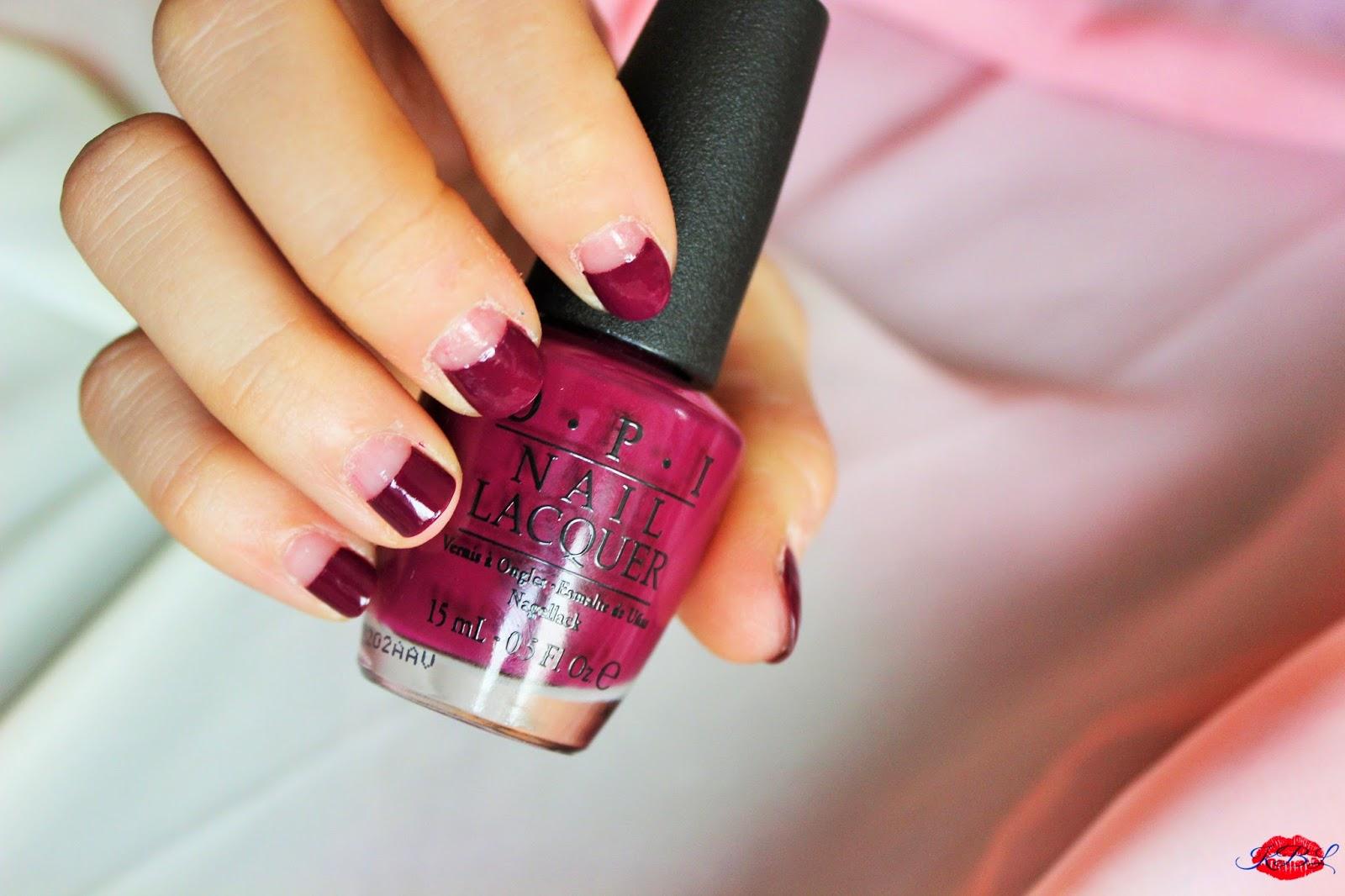 Kates Beautyland Moja Interpretacja Trendy W Manicure Na Jesień 2014