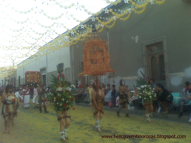 Danza Chichimeca Guerreros de la Santa Cruz