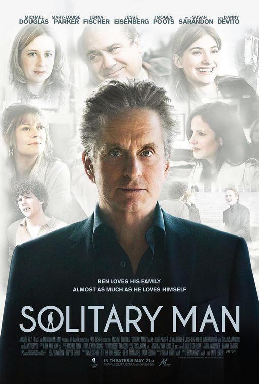 solitary man, film, poster, locandina