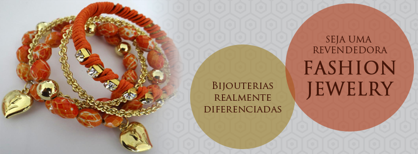 BIJUTERIAS FASHION JEWELRY E CIA
