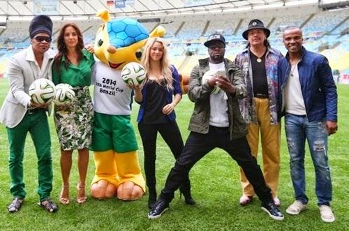 Show de Encerramento Copa do Mundo 2014