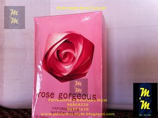 perfume rose gorgeous