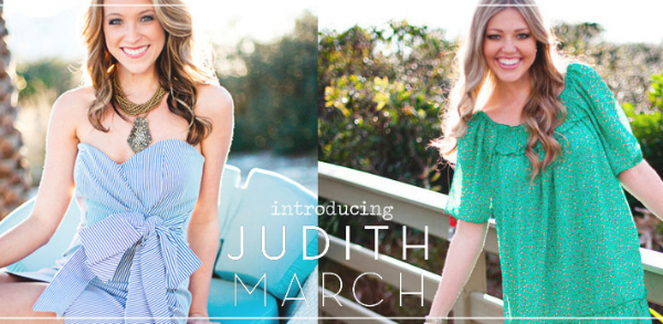 Judith March on shopgracieb.com