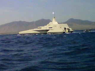 kapal siluman