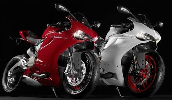 Spesifikasi dan Harga Ducati Panigale 899 Superbike Indonesia 2014