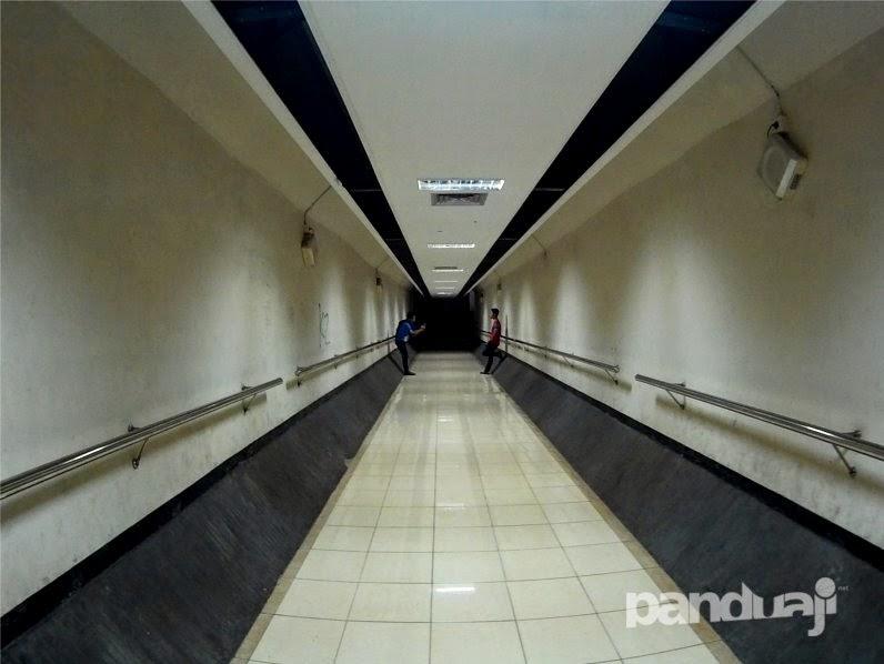 terowongan di SLG