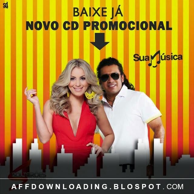 Solteirões do Forró – Promocional – 2015 – 8 Músicas Novas!!