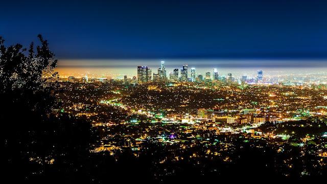 Los Angeles HD Wallpaper
