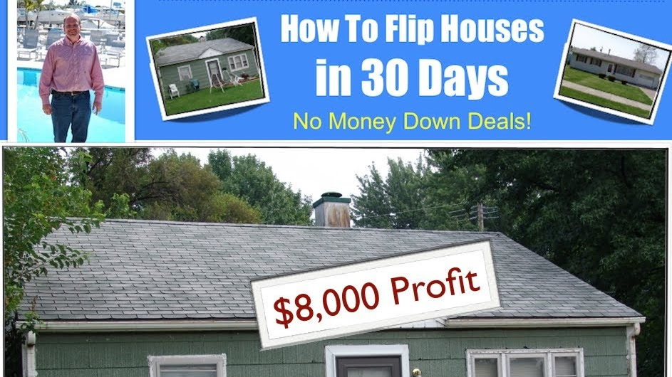 Flipping - How To Flip House With No Money