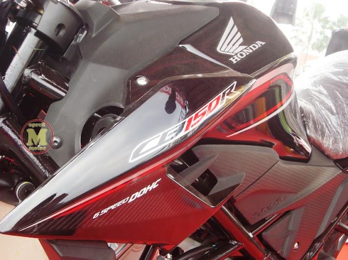 First Ride All New Honda CB150R - Street Fighter Abis!