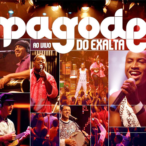 CD Exaltasamba   Pagode Do Exalta (2007)