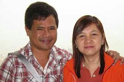 PNP creates Task Force Josie; Tallado, aide still missing