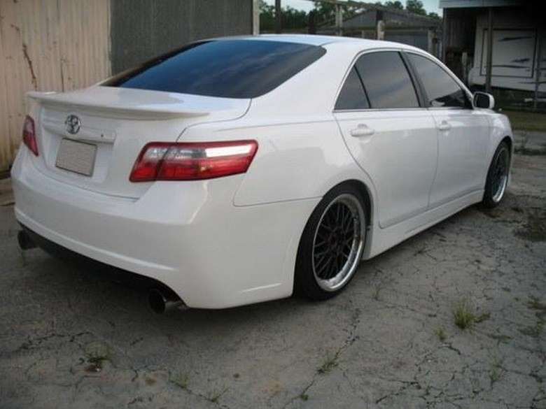 2011 toyota camry se body kit. Black Bedroom Furniture Sets. Home Design Ideas