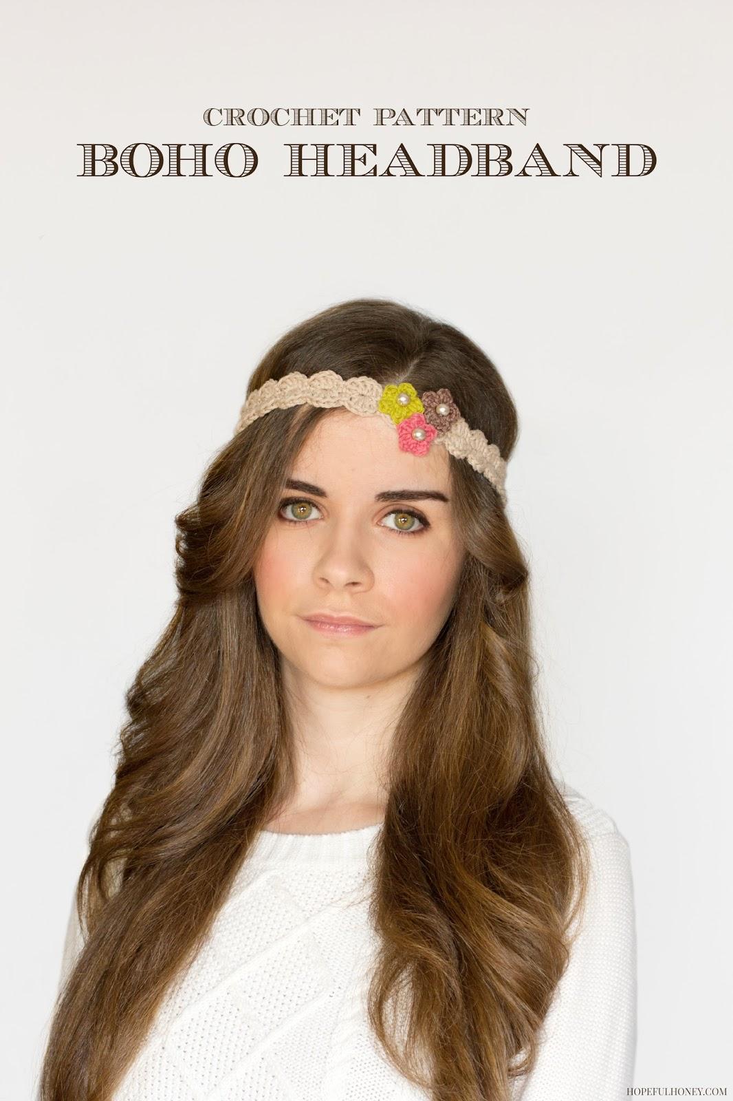 Fiber flux beautiful headbands 16 free crochet patterns bloomswirl headband from hopeful honey dt1010fo