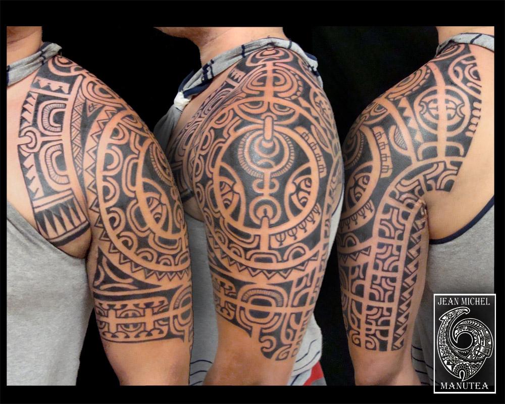 Tahiti Tattoo Designs